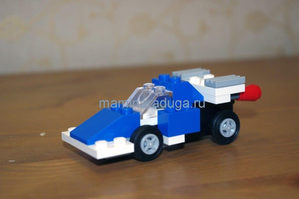 Лего машины своими руками 34
